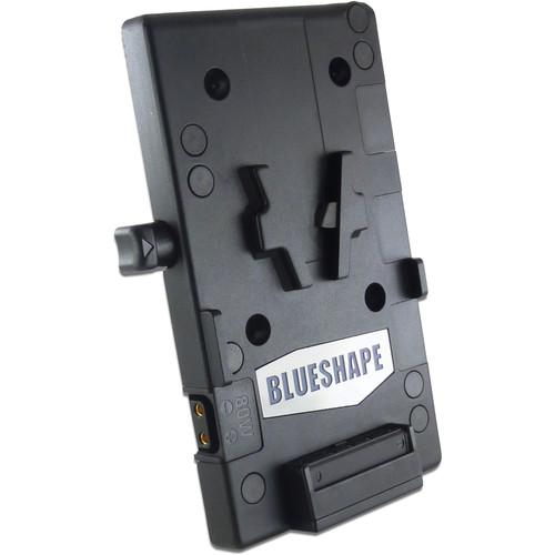BLUESHAPE Battery Plate for Blackmagic URSA BLS-MVURSA