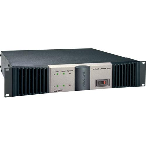 Bogen Communications M600 Power Amplifier 600WStereo/1200W M600