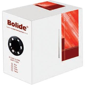 Bolide Technology Group Cat6 CMP Twisted BP0033/CAT6-CMP-WHITE