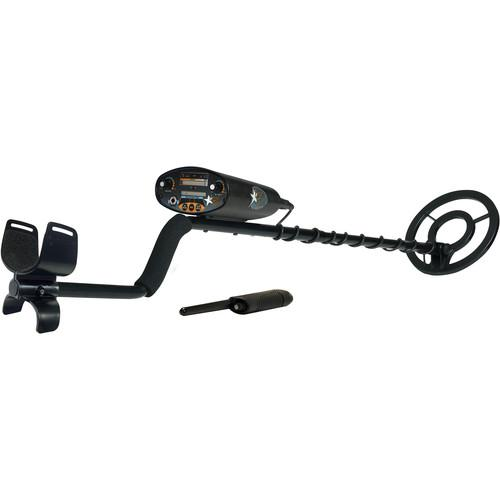 Bounty Hunter Lone Star Metal Detector Kit LONEGWP
