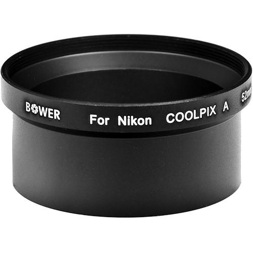 Bower 52mm Adapter Tube for Nikon COOLPIX A Digital Camera ANCPA