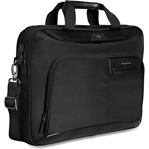 Brenthaven Elliot Slim Laptop and Tablet Brief (Black) 2302