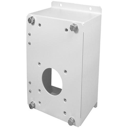 Brickcom D77H05-WWBM Wall Box Mount for OSD-200A D77H05-WWBM