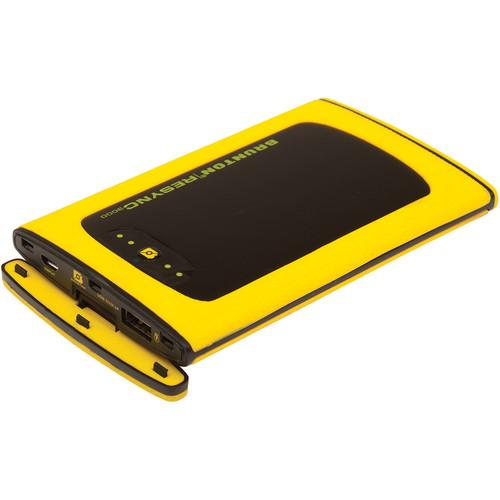 Brunton ReSync 3000mAh Power Bank (Yellow) F-RESYNC3000-YL