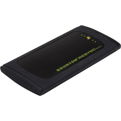 Brunton ReSync 6000mAh Power Bank (Black) F-RESYNC6000-BK