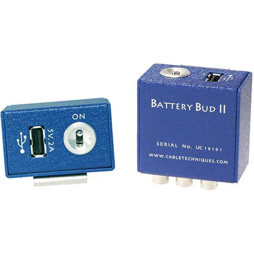Cable Techniques Battery Bud II-USB Portable DC Hirose BB-003