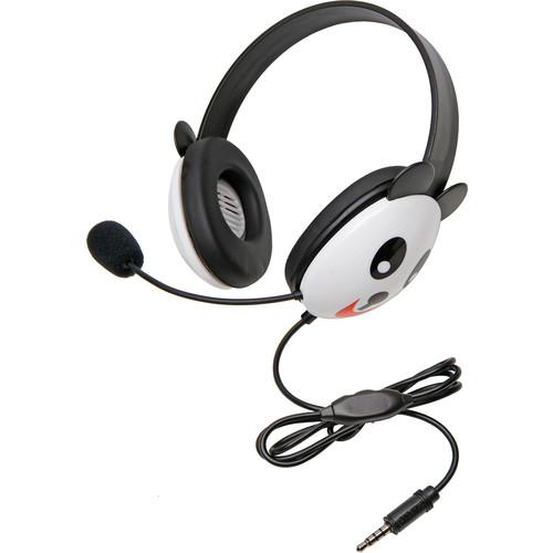 Califone 2810-TPA Listening First Animal-Themed Headset 2810-TPA