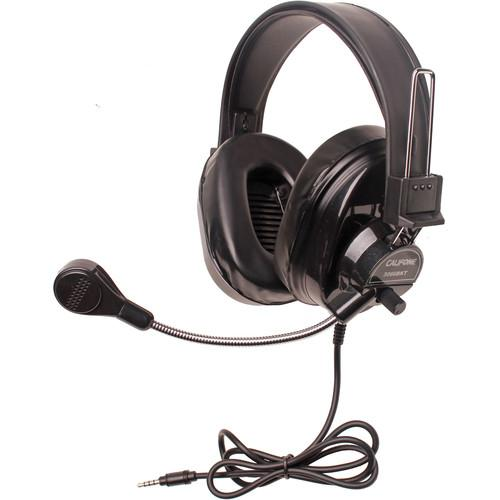 Califone 3066BKT Deluxe Multimedia Stereo Headset 3066BKT