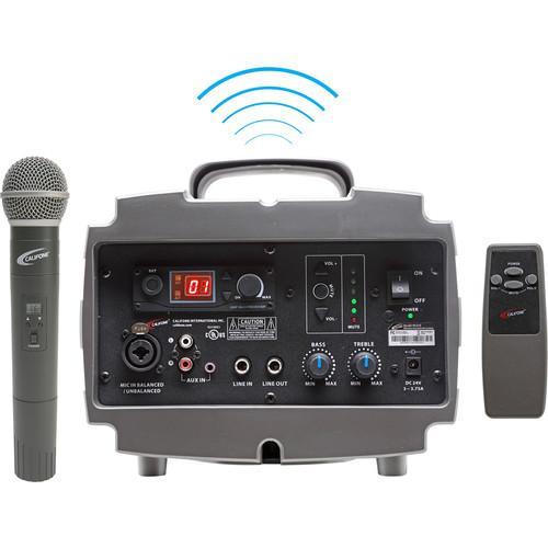 Califone PA329Q Wireless PresentationPro PA System PA329Q
