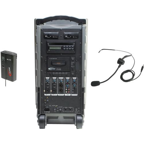 Califone PA919M PowerPro Portable PA System PA919M