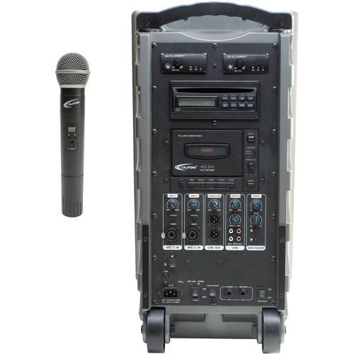 Califone PA919Q PowerPro Portable PA System PA919Q