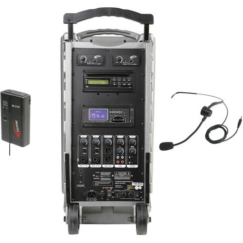 Califone PA919SDM PowerPro SD Speaker Kit PA919SDM