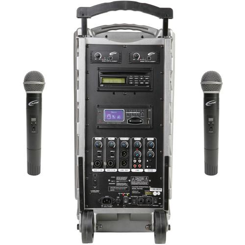 Califone PA919SDQ2 PowerPro SD Speaker Kit PA919SDQ2
