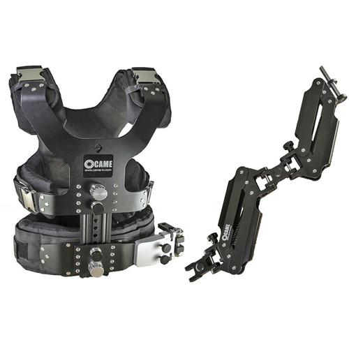 CAME-TV Pro Camera Vest & Dual-Arm Support System LBV L4A