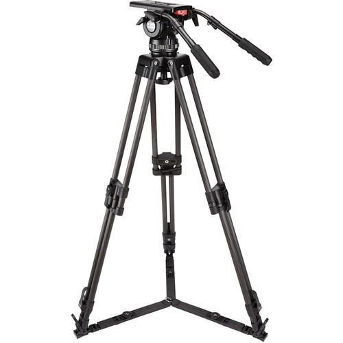 Camgear V20P EFP Fluid Head and Tripod Kit (100mm) V20P EFP KIT