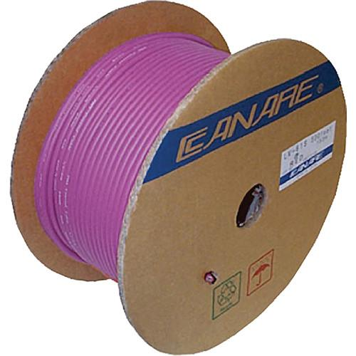 Canare LV-61S Video Coaxial Cable (500' / Purple) LV-61S 153M
