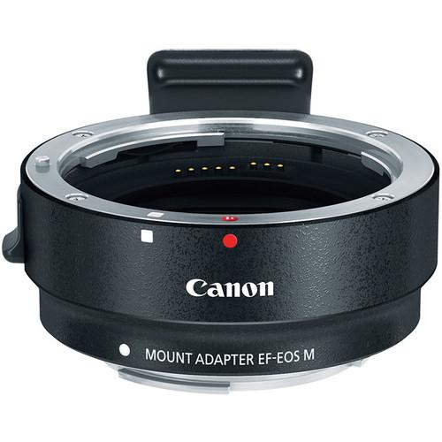 Canon EF-M Lens Adapter Kit for Canon EF / EF-S 6098B002WB