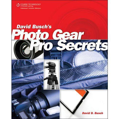 Cengage Course Tech. Book: David Busch's Photo 978-1-59863-454-9