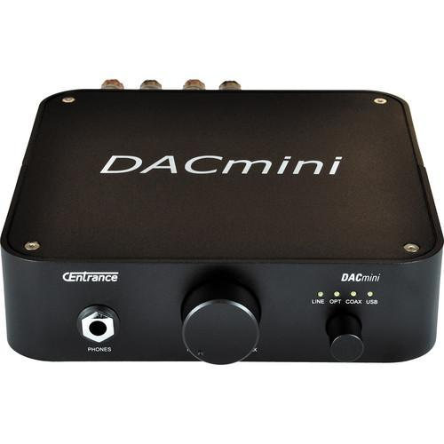 CEntrance Inc. DACmini PX DAC with Headphone and DACMINI PX