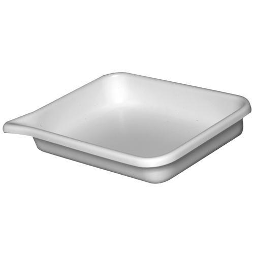 Cescolite Heavy-Weight Plastic Developing Tray (White) - CL1417T