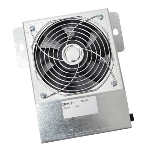 Chief  Plenum Rated Fan Kit (Silver) CMSFAN