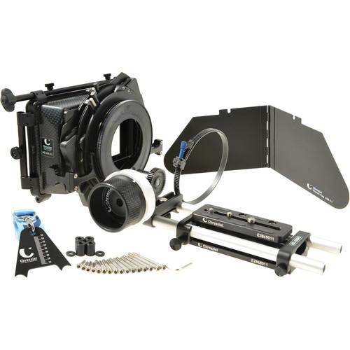 Chrosziel HD Universal Baseplate Kit with Matte C-450R2-ALLFFKIT