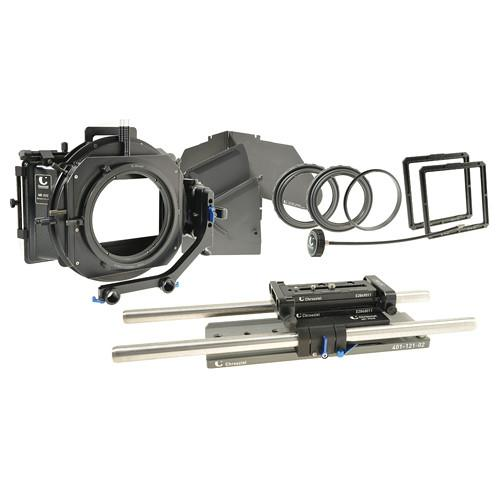 Chrosziel MB 602 Matte Box Kit for Canon C100/300/500 C-602-4KP2
