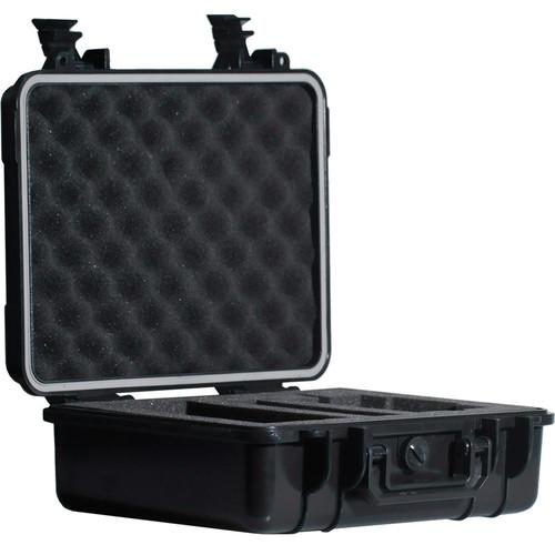 CINEGEARS Hard Case with Foam Inserts for Single-Axis Kit 1-132