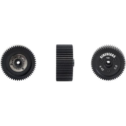 CINEGEARS  T20 Extra Thick Motor Gear (0.8) 1-601