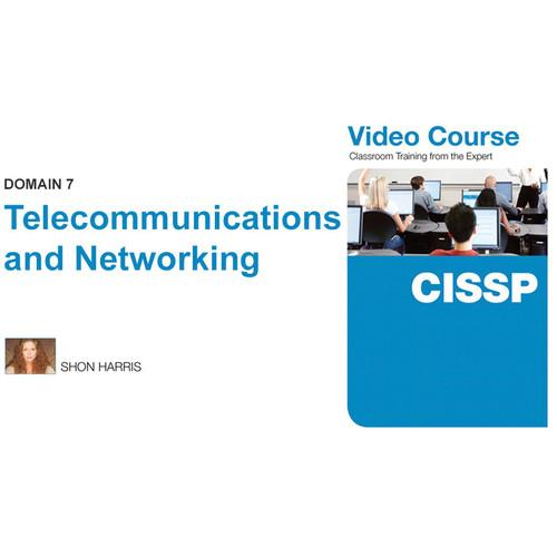 Class on Demand Video Download: CISSP Video Course Domain PE-016