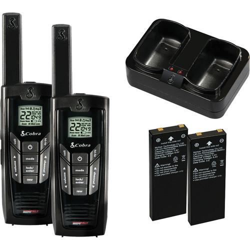 Cobra MicroTalk CXR925 35-Mile Two-Way Radio CXR925