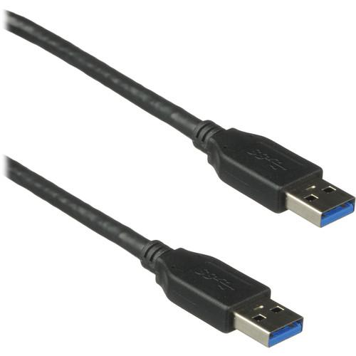Comprehensive USB 3.0 Type A Male to Type A Male USB3-AA-6ST