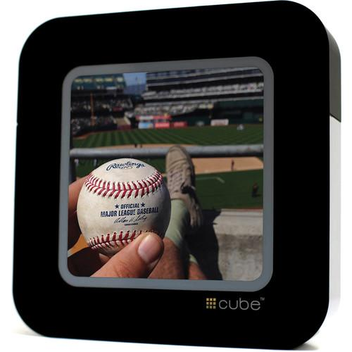 cube #Cube - Streaming Instagram Display (Black) CUBE-0211