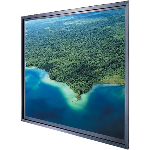 Da-Lite Polacoat Da-Glas In-Wall HDTV Format Rear 27153