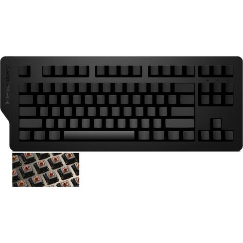 Das Keyboard 4C Ultimate Mechanical Keyboard DASK4CULTMBRN
