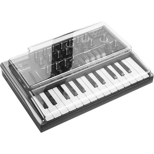 Decksaver Arturia Light Edition MicroBrute DSLE-PC-MICROBRUTE