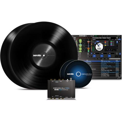 Denon DJ DS1 Serato Digital Vinyl Audio Interface DS1