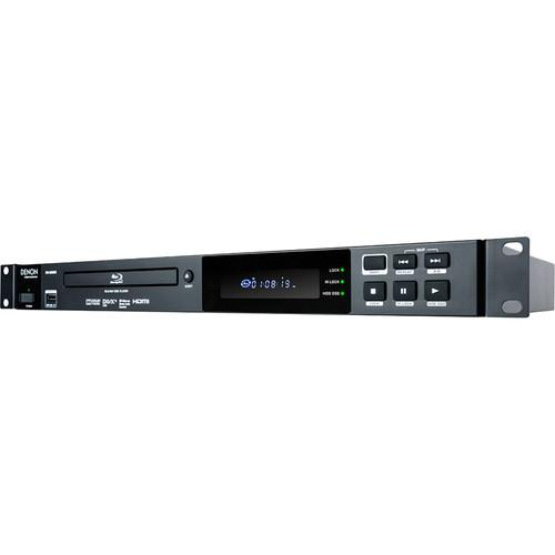 Denon DN-500BD 1RU Professional Blu-ray Disc Player DN-500BD