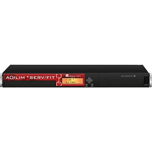 Digigram Aqilim Serv/Fit 2C 2-Channel HD/SD VB2146A0401