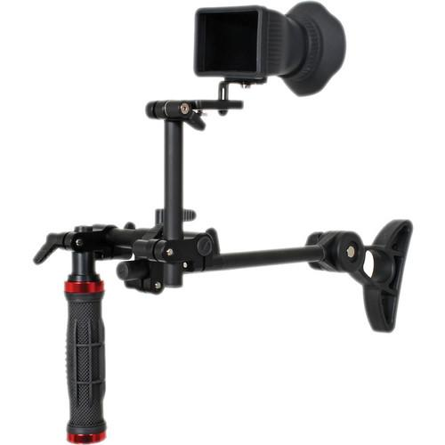 Dot Line HDSLR Stabilizer Rig with Viewfinder DL-V4