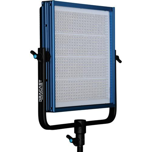 Dracast LED1000 Pro Bi-Color LED Light with Gold DR-LED1000-BG