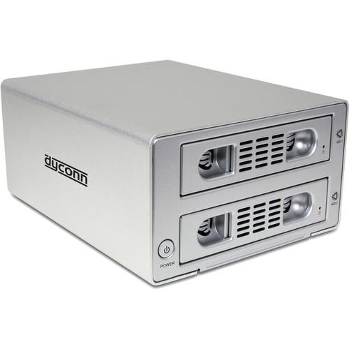 Dyconn  Quartz 2 RAID Enclosure QUARTZ2
