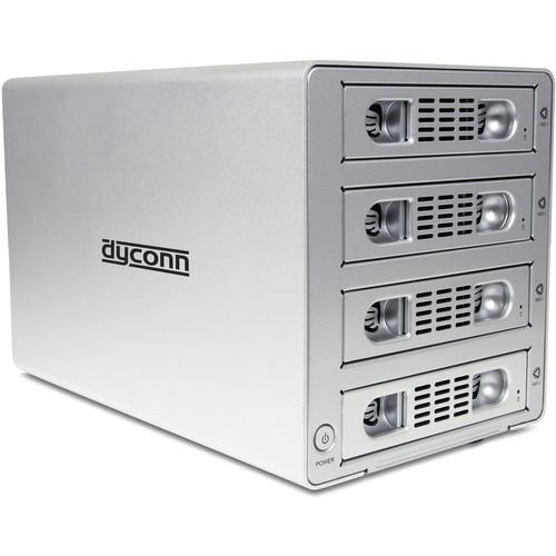 Dyconn  Quartz 4 RAID Enclosure QUARTZ4