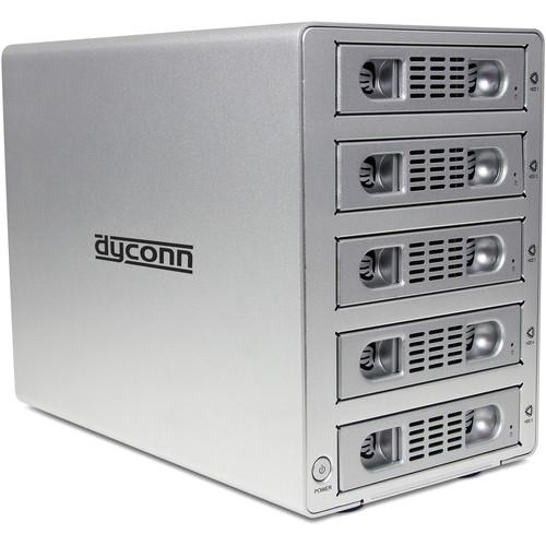 Dyconn  Quartz 5 RAID Enclosure QUARTZ5