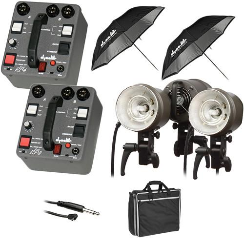 Dynalite RK4-2302 Road 400 W/s 2 Pack 3 Head Kit RK4-2302
