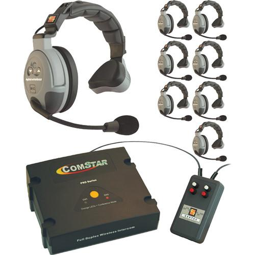 Eartec XT-Plus Com-Center with Interface and CSXTPLUS-8 S