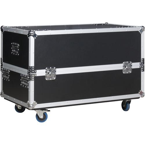 Elation Professional EPT9FC8 FLIGHT CASE f/8 PIECES EPT9IP