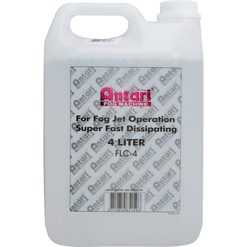 Elation Professional FLC-4 Fast-Dissipating-Fog Fluid FLC-4