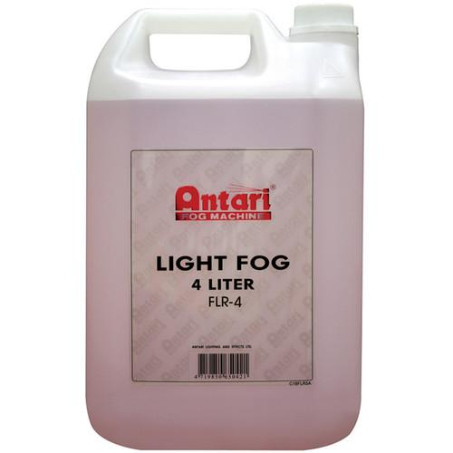 Elation Professional FLR-4 Quick-Dissipating-Fog Fluid FLR-4