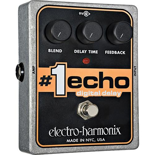 Electro-Harmonix #1 Echo Digital Delay Pedal ECHO 1